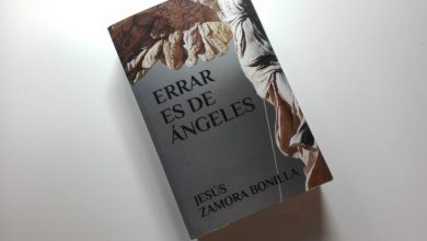Photo of Reseña bibliográfica: «Errar es de ángeles»