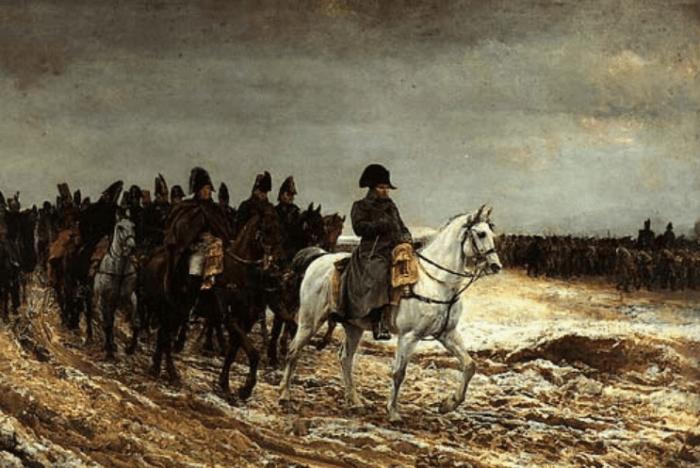 napoleon rusia alejandro campaña