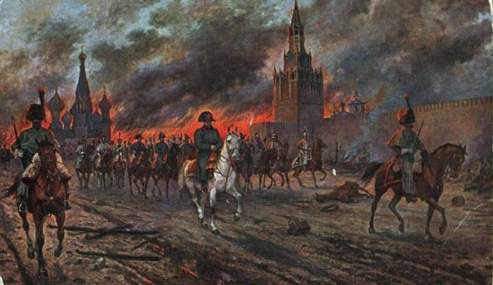 napoleon rusia alejandro moscú