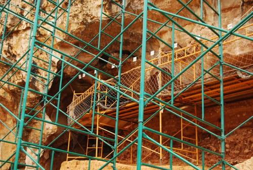 neandertales homo sapiens Atapuerca cueva
