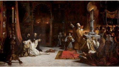 """Photo of La Historia que nos cuenta un cuadro: """"Las postrimerías de Fernando III el Santo"""""""