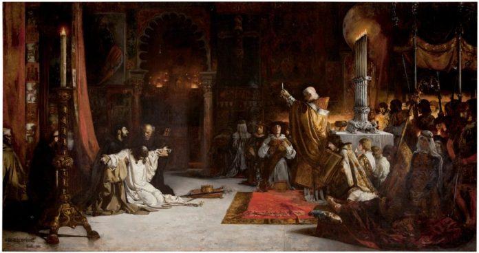 rey san fernando(Museo del Prado