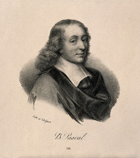Blaise Pascal matemarico