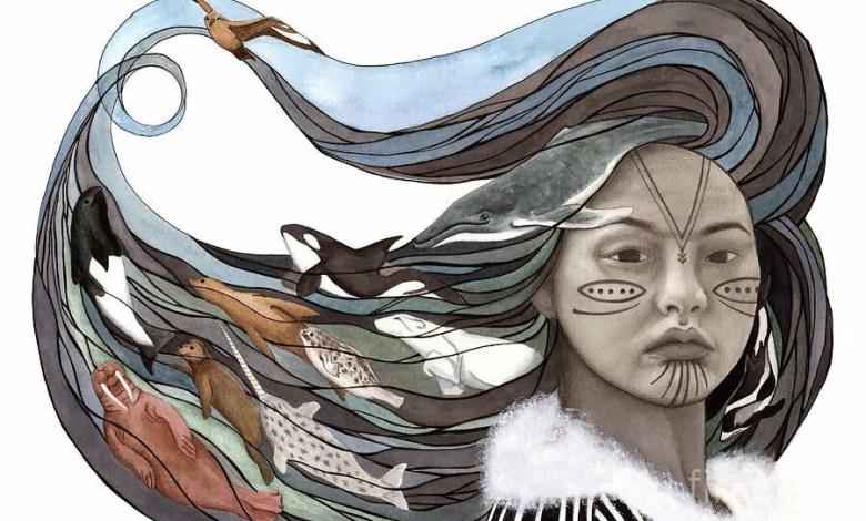 diosa mar esquimal