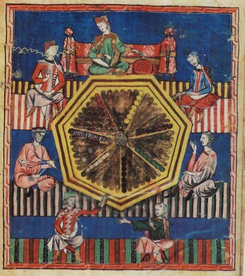 juegos medievales Media Alfonso