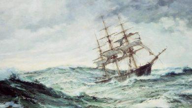 """Photo of Caballeros de la mar, los héroes de la corbeta """"Nautilus"""" de 1913"""