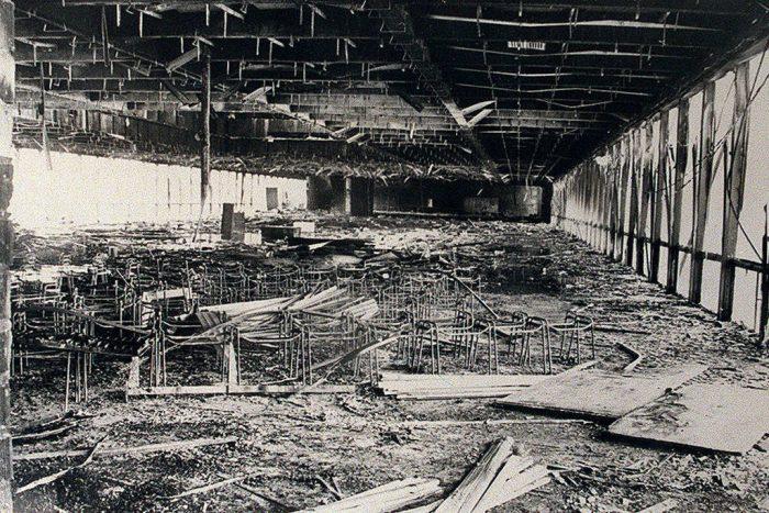 incendio museo brasil 1978