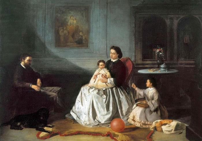 casta navarro familia museo cádiz