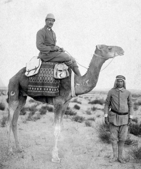 nogales soldado general otomano