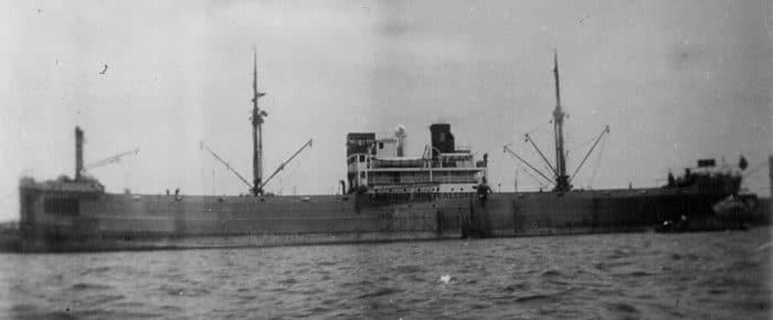 Castillo Montealegre buque capturado guerra