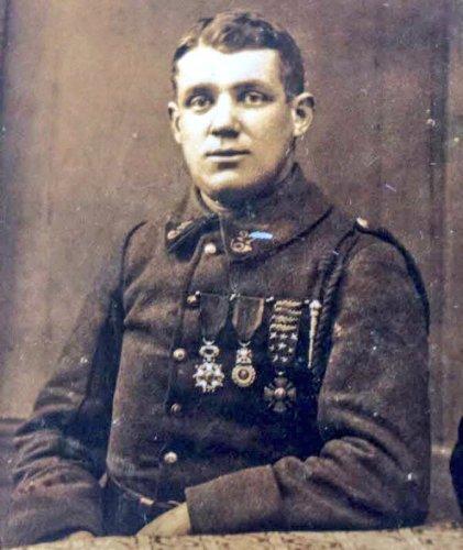 Albert Roche «El primer soldado de Francia»