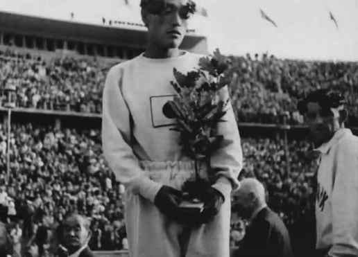 coreano 1936 maraton