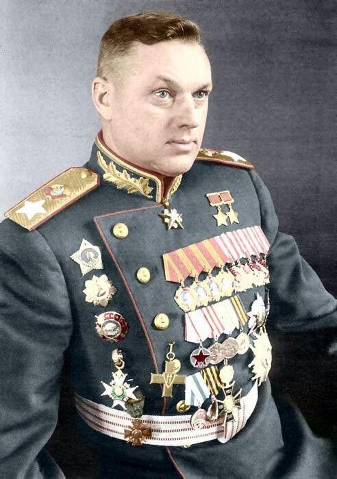 Konstantín Rokossovski