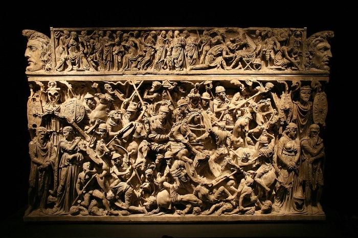 sarcofago vandalos