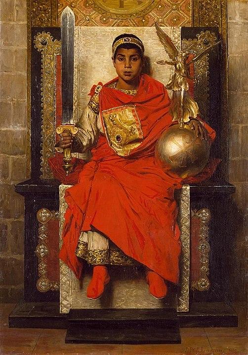 honorio emperador niño