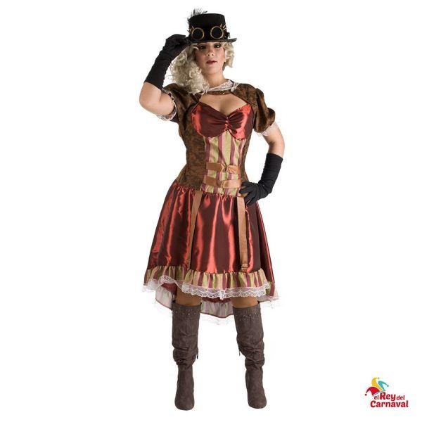 disfraz steampunk