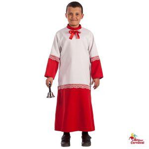 disfraz infantil monagillo