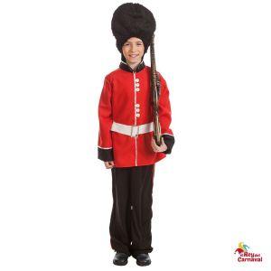 disfraz infantil guardia inglesa