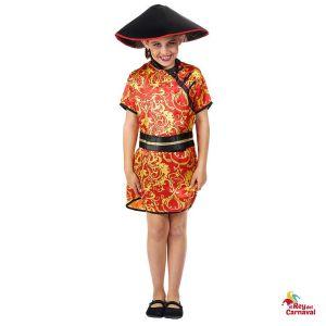 disfraz infantil china