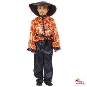 disfraz infantil chino