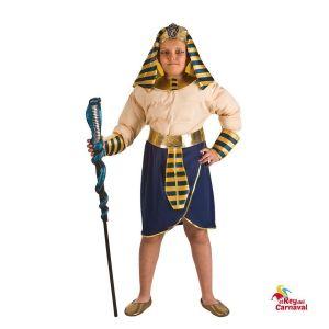disfraz infantil faraon