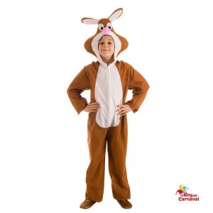 disfraz infantil conejo