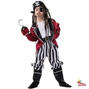 disfraz infantil pirata