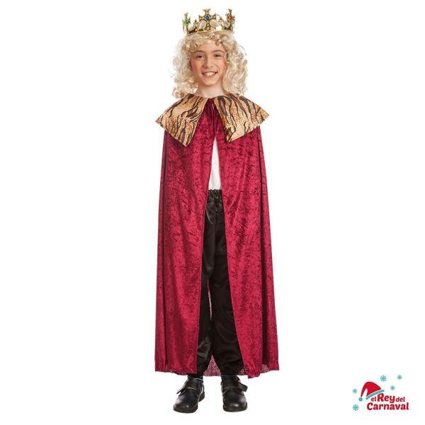 disfraz infantil rey Gaspar