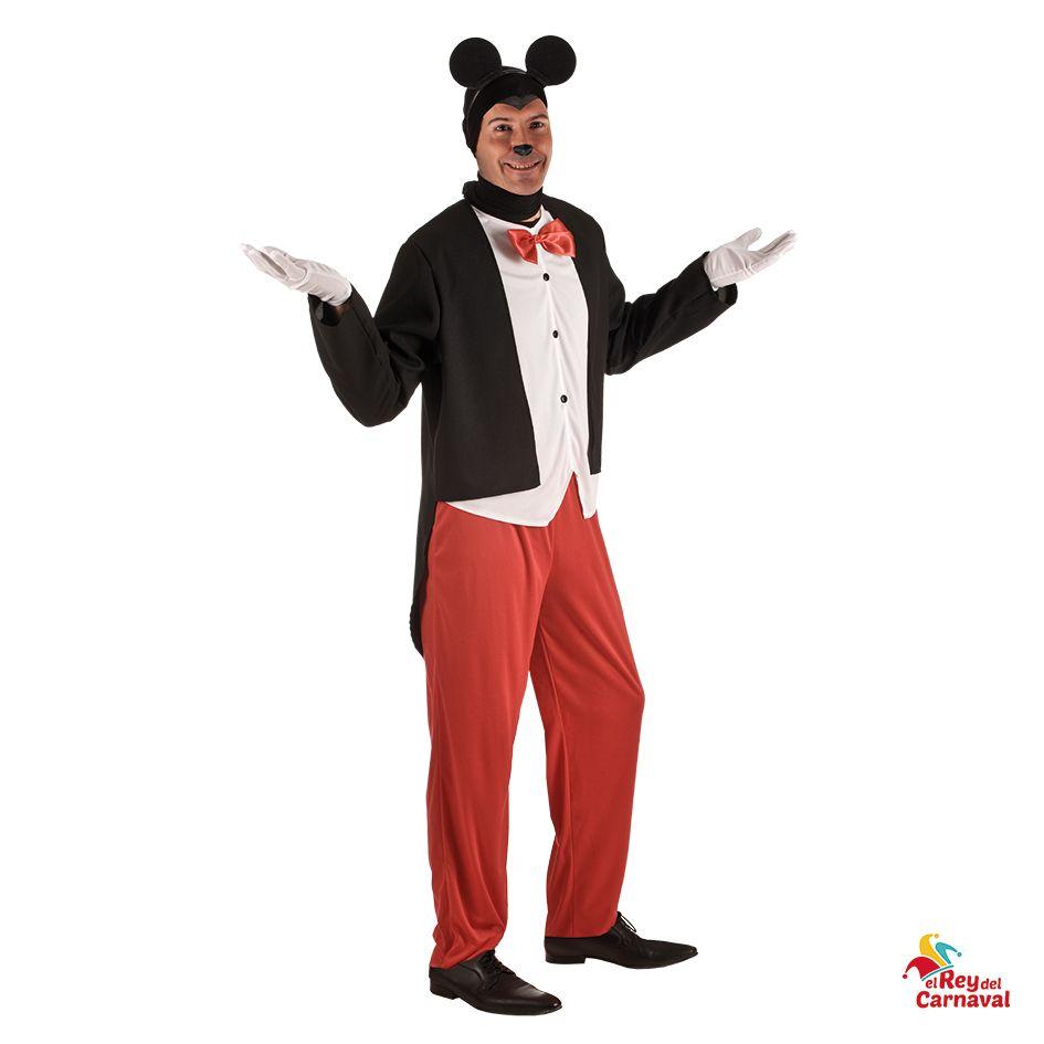 disfraz raton