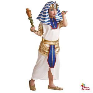 disfraz infantil egipcia
