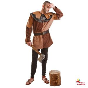 disfraz medieval