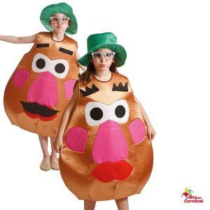 disfraz infantil mr potato
