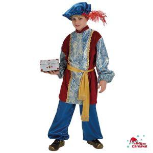 disfraz infantil paja Gaspar lujo