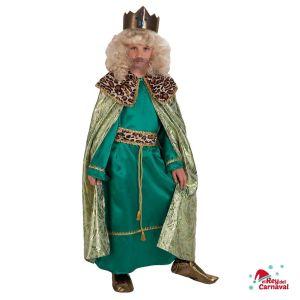 disfraz infantil rey Gaspar lujo