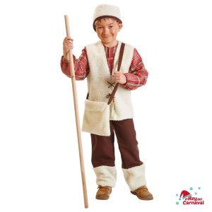 disfraz infantil pastor