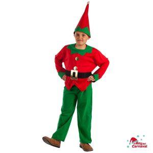 disfraz infantil elfo