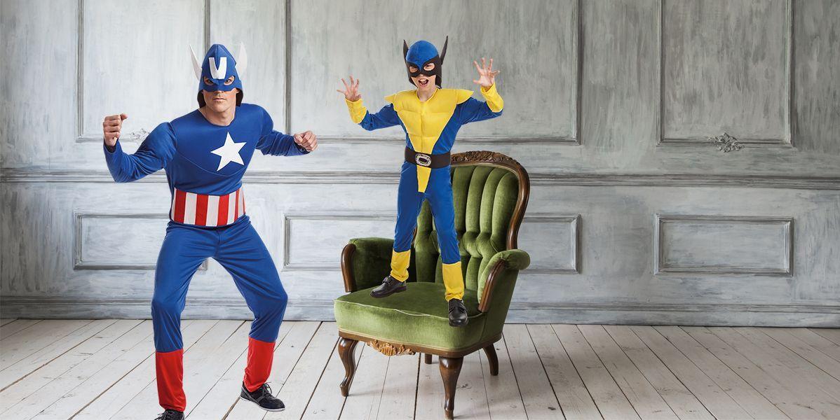 disfraces heroes