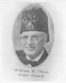 William H Olson PP 1948