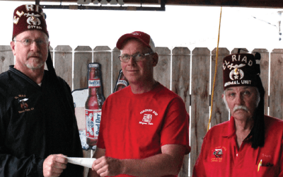 Hot Dog Benefit Earns Over $2,000
