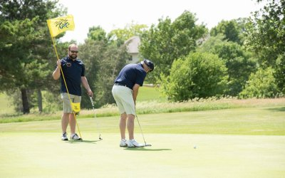 Pote's Golf Tournament