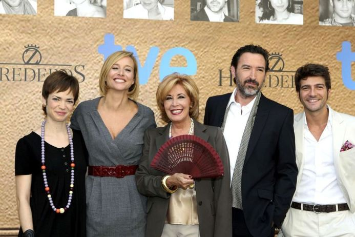 Herederos, la serie de TVE