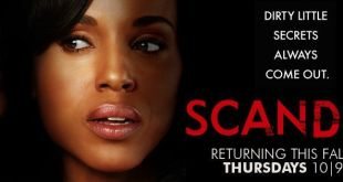 scandal abc serie