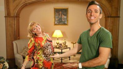 Tere y Nico de ¿Quién quiere casarse con mi madre?