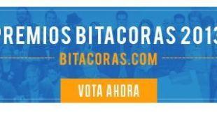premios bitacoras 2013
