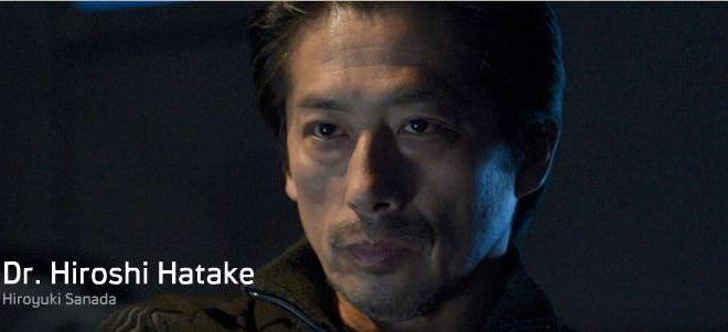 Dr Hiroshi Hatake
