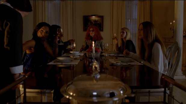 Cena del aquelarre