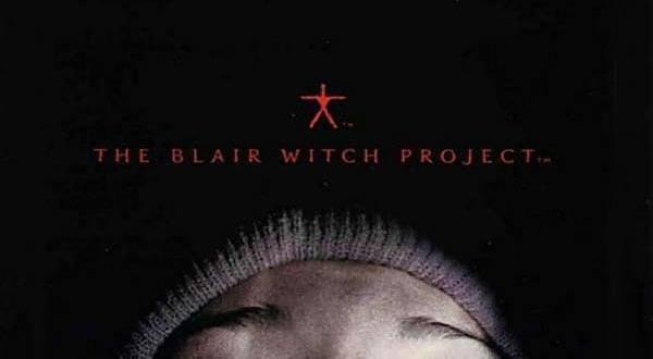 Cartel de El proyecto de la bruja de Blair