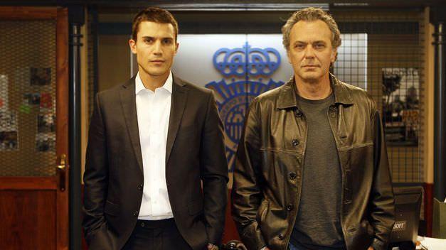 Álex González es Javier Morey en El Príncipe