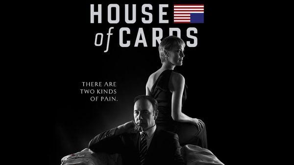 Éxito de consumo de House of Cards