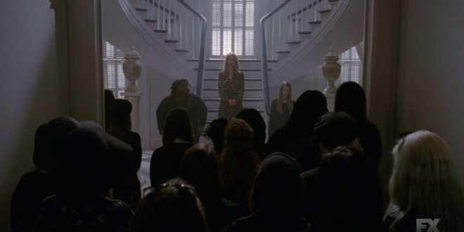 American Horror Story 3x13 Cordelia comienza su Supremacía